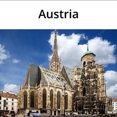BostonTravel - Kategoria - Austria